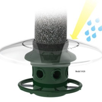 FEEDERS BROME SQUIRREL BUSTER PLUS WEATHER GUARD