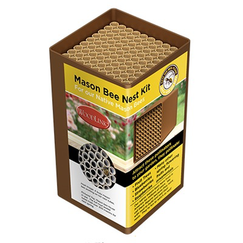 HOUSES WOODLINK REPLACEMENT NATIVE BEE FIBERBOARD NESTING TUBES