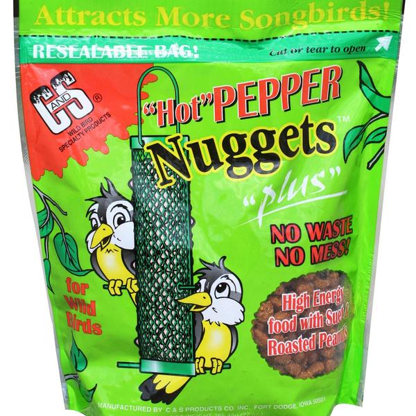 FEED C+S HOT PEPPER NUGGETS  CS6107