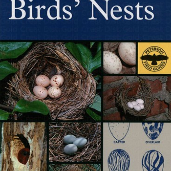 GUIDE PETERSON FIELD GUIDES: EASTERN BIRDS' NESTS
