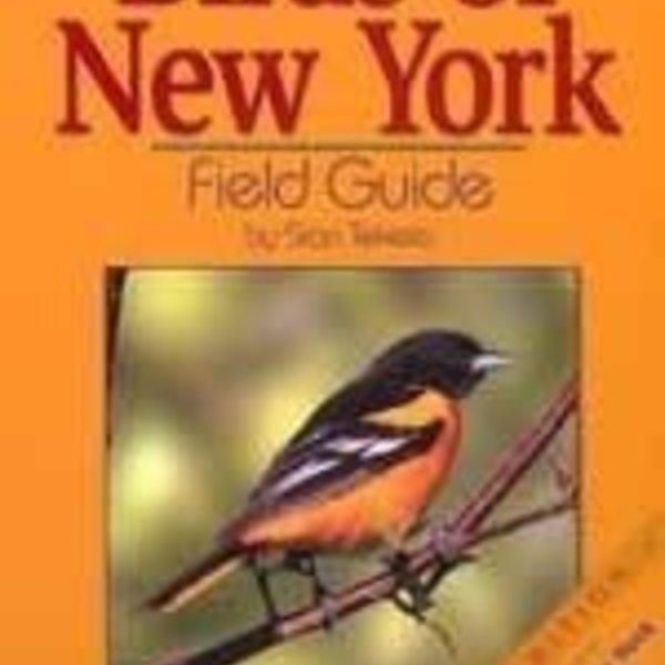 GUIDE BIRDS OF NEW YORK FIELD GUIDE BY: STAN TEKIELA