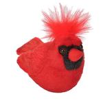 KIDS WILD REPUBLIC AUDUBON BIRDS NORTHERN CARDINAL WR18221