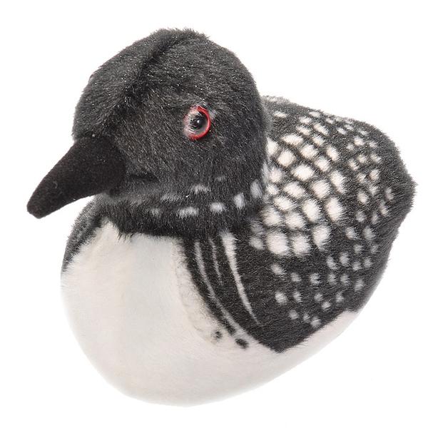 KIDS WILD REPUBLIC AUDUBON BIRDS COMMON LOON WR18242