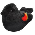 KIDS WILD REPUBLIC AUDUBON BIRDS RED-WINGED BLACKBIRD WR19504