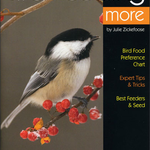 BOOKS/GUIDES BIRD WATCHER'S DIGEST: ENJOYING BIRD FEEDING MORE