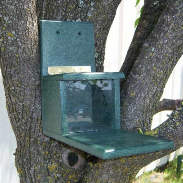 FEEDERS SONGBIRD ESSENTIALS RECYCLED  SQUIRRELS ONLY FDR