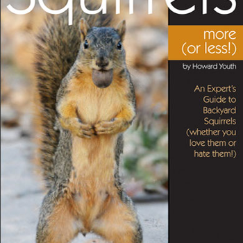 GUIDE BIRD WATCHER'S DIGEST: ENJOYING SQUIRRELS MORE OR LESS