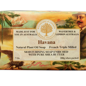 HHOLD AUSTRALIAN NATURAL SOAP HAVANA 7 OZ