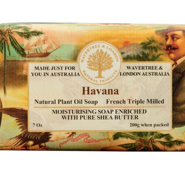 HHOLD AUSTRALIAN NATURAL SOAP HAVANA 7 OZ