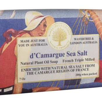 HHOLD AUSTRALIAN NATURAL SOAP SEA SALT 7 OZ