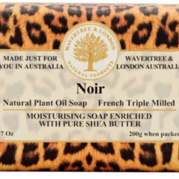 HHOLD AUSTRALIAN NATURAL SOAP NOIR 7 OZ