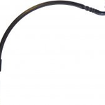 """HARDWARE ERVA 17"""" CURVED TWISTED WALL HANGER HF7S"""