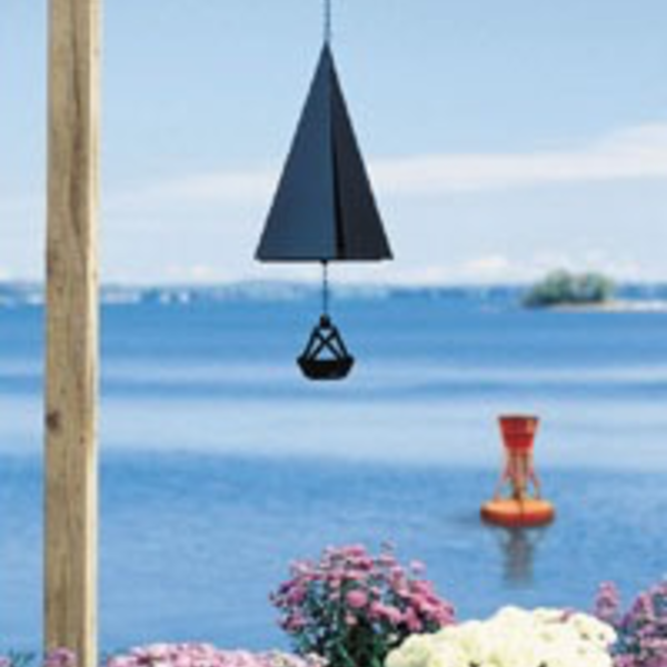 GARDEN NORTH COUNTRY WIND BELLS ISLAND PASTURE BUOY BELL