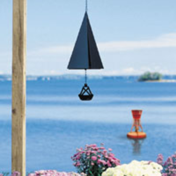 GARDEN NORTH COUNTRY WIND BELLS KENNEBUNKPORT BUOY BELL