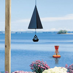 GARDEN NORTH COUNTRY WIND BELLS LONG ISLAND BUOY BELL