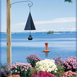 GARDEN NORTH COUNTRY WIND BELLS MARBLEHEAD BUOY BELL