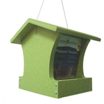 FEEDERS BIRDS CHOICE GREEN SOLUTIONS 2QT. HOPPER FEEDER