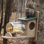 FEEDERS BIRDS CHOICE RECYCLED SQUIRREL JAR FEEDER