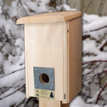 HOUSES COVESIDE CONVERTIBLE WINTER ROOST/BIRDHOUSE 10097