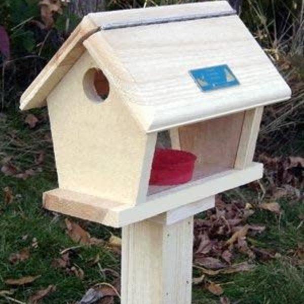 FEEDERS COVESIDE SMALL BLUEBIRD FEEDER 20905