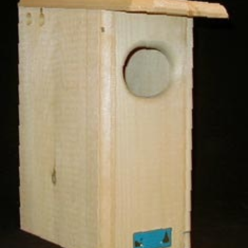 HOUSES COVESIDE WOOD DUCK HOUSE SMALL 10120