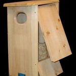 HOUSES COVESIDE WOOD DUCK HOUSE LARGE 10110