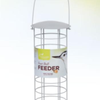 FEEDERS PACIFIC BIRD SUET BALL TUBE FEEDER GRAY