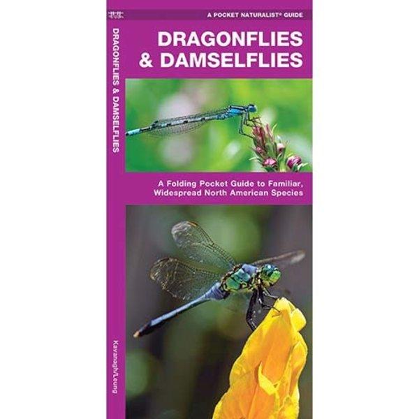 GUIDE POCKET NATURALIST: DRAGONFLIES & DAMSELFLIES OF NORTH AMERICA FOLDING GUIDE