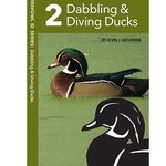 GUIDE CORNELL WATERFOWL ID SERIES 2: DABBLING & DIVING DUCKS FOLDING GUIDE
