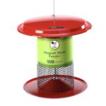 FEEDERS BIRDS CHOICE 5QT. MESH SUNFLOWER FEEDER RED