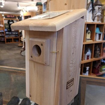 HOUSES WOODY'S BLUEBIRD BOX BB