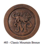 GARDEN MASSARELLIS STONE KING OF THE ROOST STATUE CLASSIC MOUNTAIN 2867-83