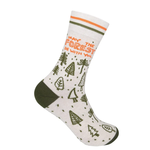 CLOTHING FUNATIC SOCKS MAY THE FOREST BE WITH YOU