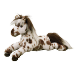 KIDS DOUGLAS CUDDLE TOYS DUKE APPALOOSA HORSE