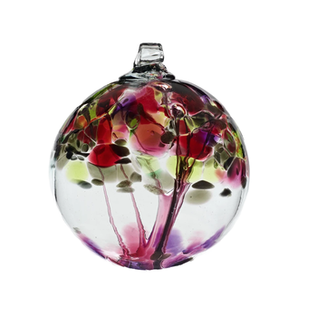 """HHOLD KITRAS TREE OF ENCHANTMENT 6"""" BALL WISHES"""