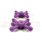 BowJax Inc. BowJax Purple Monster Jax Solid Limb Dampener