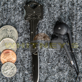 SOG Knives/Tools SOG Key Knife - BLACK