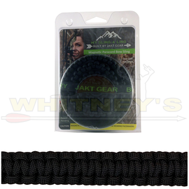 Jakt Gear Jakt Gear My Sling-A-Ling Magnetic Paracord Bow Sling - BLACK