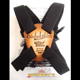 Crooked Horn Outfitters Crooked Horn Outfitters Bino System - Black