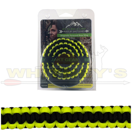 Jakt Gear Jakt Gear My Sling-A-Ling Magnetic Paracord Bow Sling - BLACK/NEON YELLOW