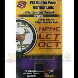 Specialty Archery, LLC Specialty Archery #5 Purple PXL Hunter Peep Verifier