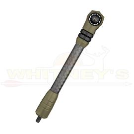 "Mathews Flatline XR Stabilizer, Extended Range Series, 10"" Green Ambush ASY"