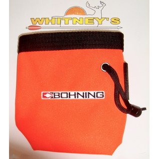 Bohning Company, LTD Bohning Accessory Bag, NEON ORANGE- 16595