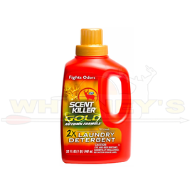 Wildlife Research Center Wildlife Research Scent Killer Gold Laundry Detergent 32 Oz.