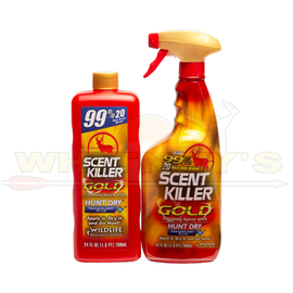 Wildlife Research Center Wildlife Research Scent Killer Gold 24/24 Combo