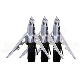 "G5 G5 MEGAMeat 2"" Cut - 100 Gr. - 3 PACK - 3 Blade - Crossbow Broadheads-MM102"
