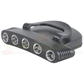.30-06 Outdoors .30-06 Outdoors-Bright Trail Multi-Function Adjustable Cap Light - Black