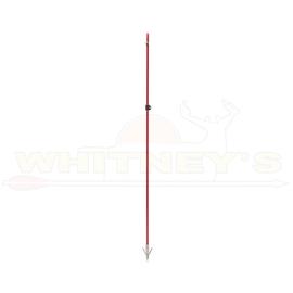 Cajun Archery Cajun Archery fiberglass Arrow W/ Piranha Long Barb XT