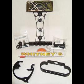Mathews Mathews Archery-Arrow Quiver-Web HD6 -Sitka SA-80372