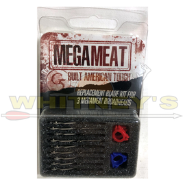 G5 G5 Megameat Replacement Blades-MM860